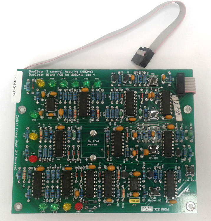 Nature2 Duoclear S Control PCB Assembly - W082461