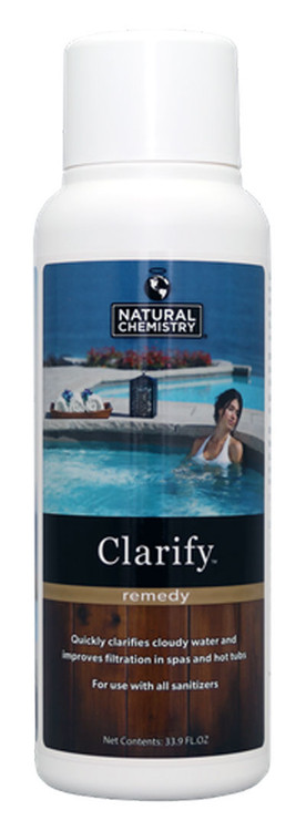 Natural Chemistry Spa Clarify - 33.9 oz 04215