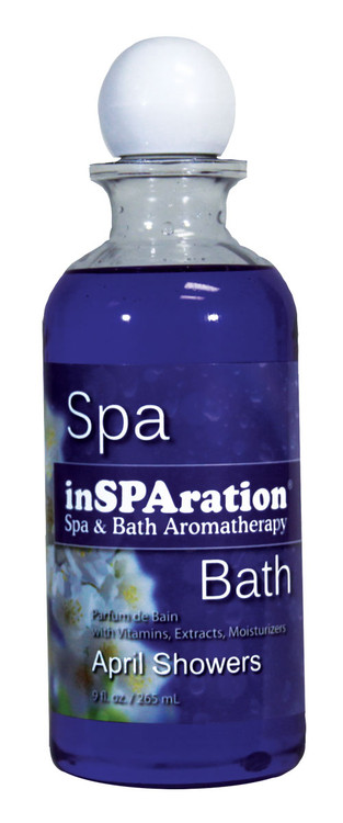 inSPAration April Showers, 9 oz