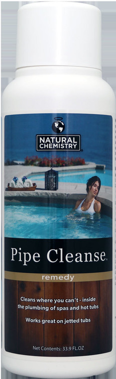 Natural Chemistry Spa Pipe Cleanse - 1 lt  -  04237