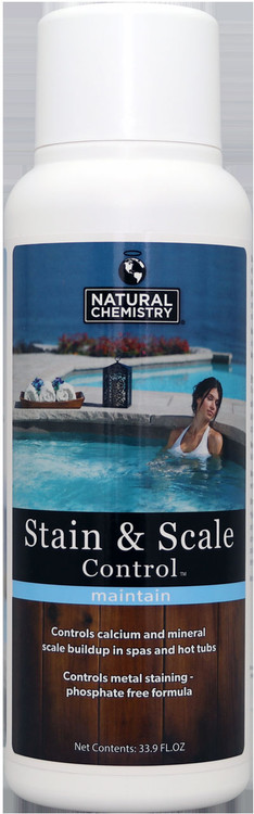 Natural Chemistry Spa Stain & Scale Control - 1 lt  -  04222