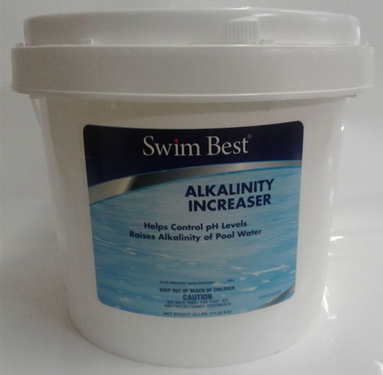 Swim Best Alkalinity Increaser - 25 lb