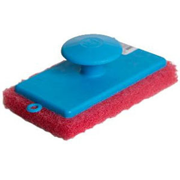 Adjust-A-Brush Medium Scrub Pad w/Knob - ADJPAD02