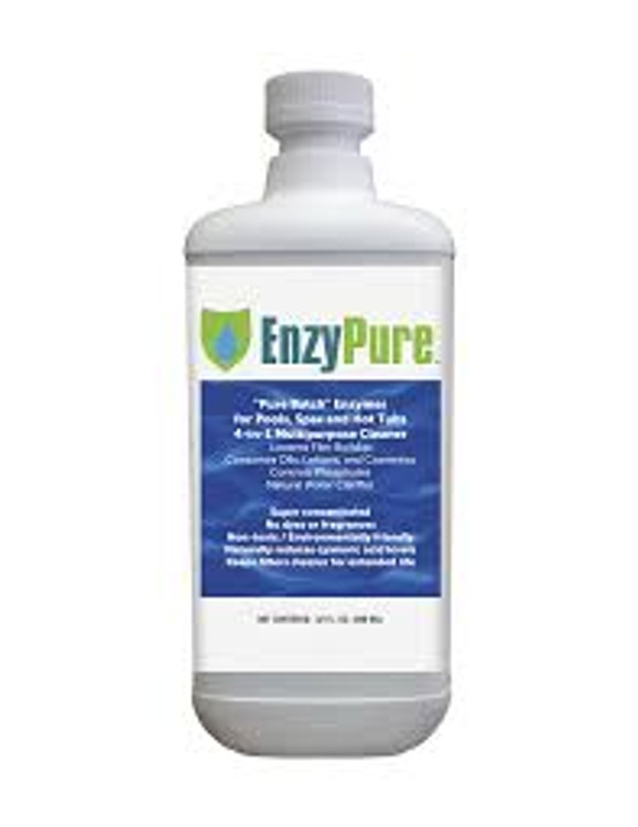 EnzyPure 4-IN-1 Multipurpose Cleaner - 1qt AS-ENZYPURQT