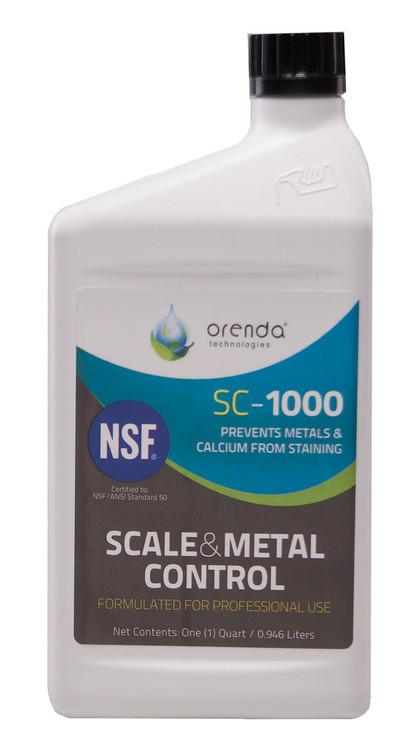 SC-1000 Scale Control & Metal Chelant - 50104