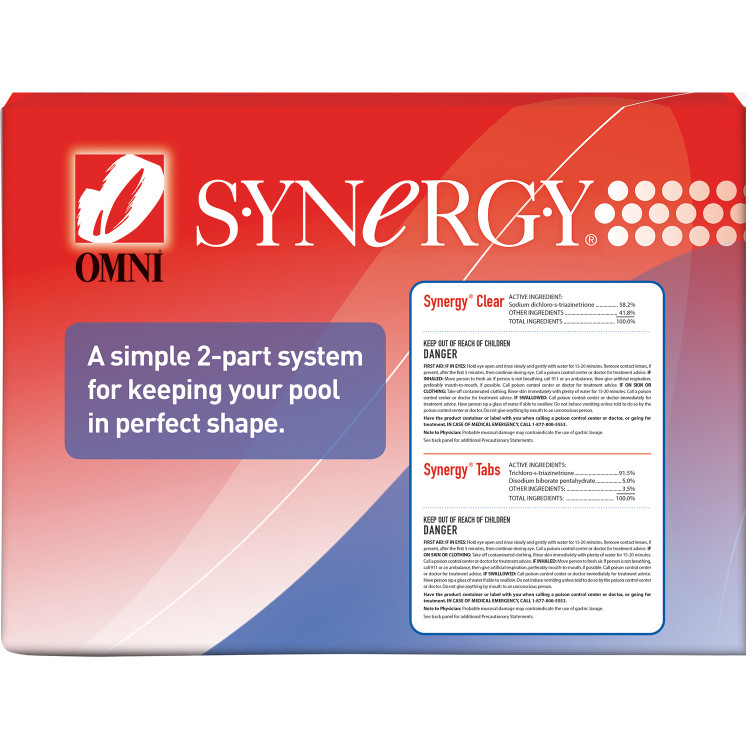 Synergy Pool Care System - 24310OMN