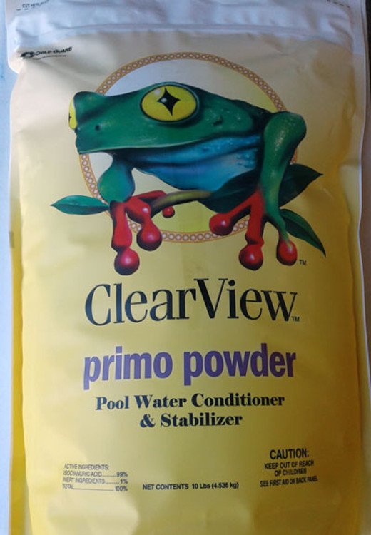 ClearView Water Conditioner - 10 lb  -  CVCA010