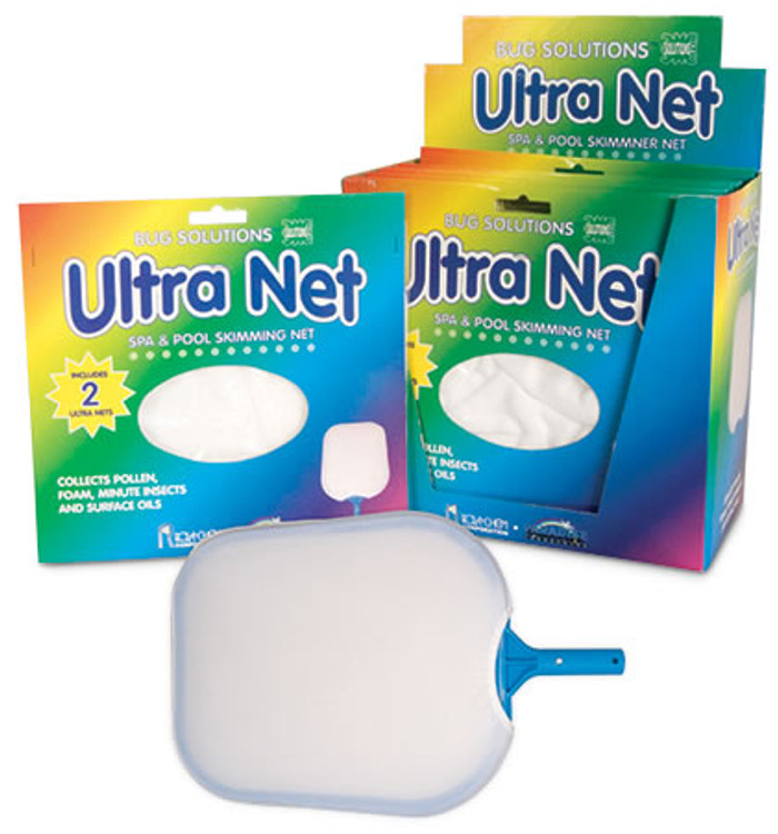 Paradise Industries Ultra Net Spa & Pool Skimming Net- 2 pack  - UN-12