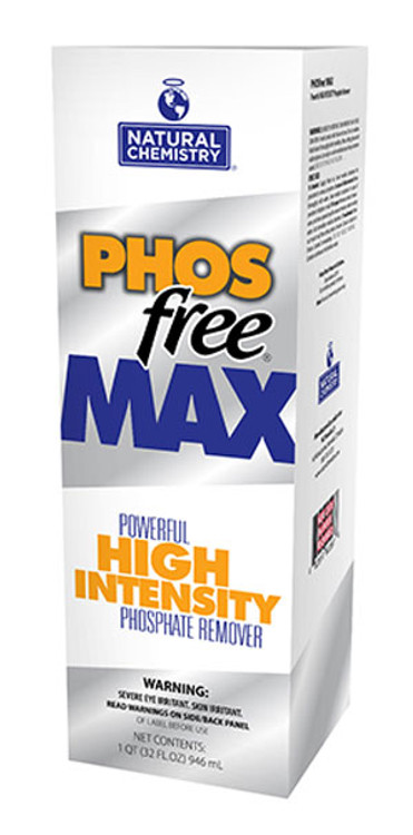 Natural Chemistry PHOSFree MAX - 1 qt  - 05303