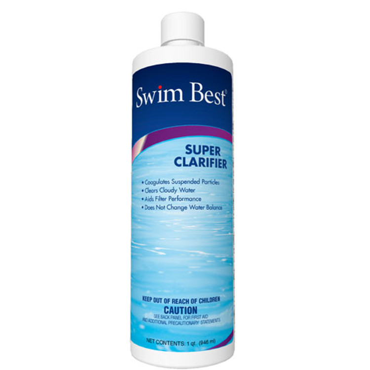 Swim Best Super Clarifier - 1 qt  -  SWB610010