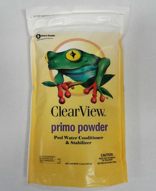 ClearView Water Conditioner - 4 lb  -  CVCA004