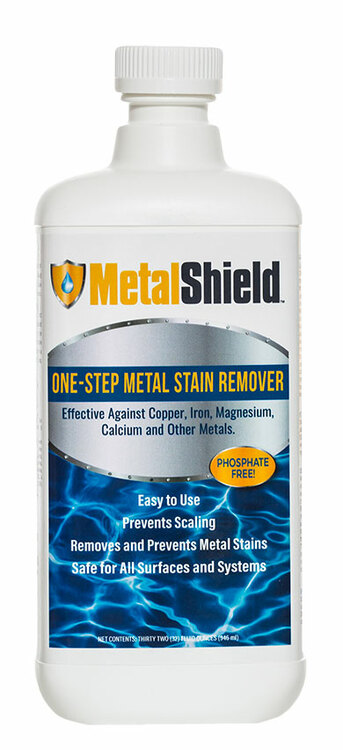 MetalShield Metal Stain Remover - 1 qt ESL-MS