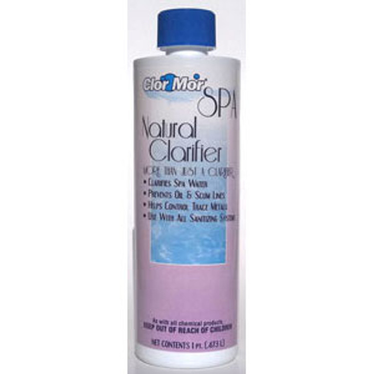 Clor Mor Spa Natural Clarifier - 1pt