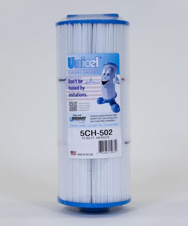 Unicel 5CH-502 Cartridge - Cal / Marquis Spas - 50 sq ft