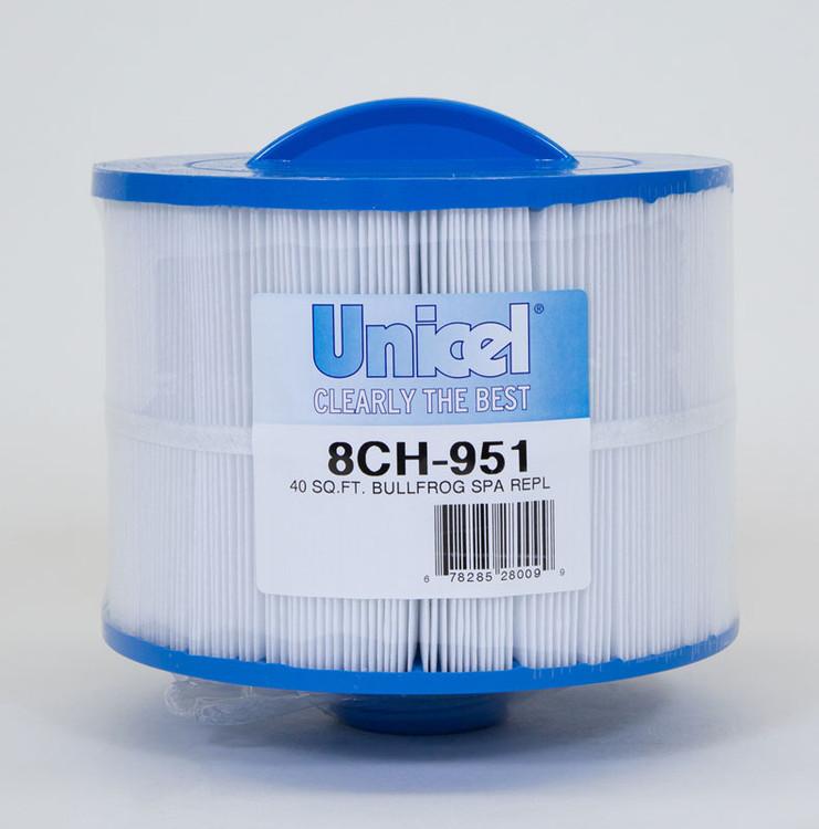 Unicel 8CH-951 Cartridge - Bullfrog Spas - 40 sq ft