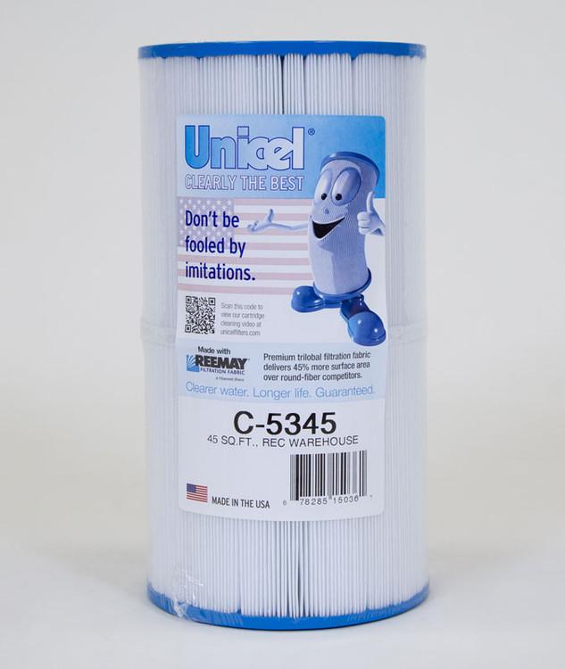 Unicel C-5345 Cartridge - Leisure Bay Spas - 45 sq ft
