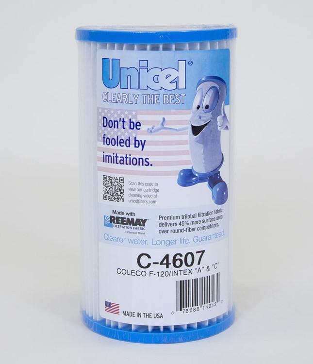 Unicel C-4607 Cartridge - Coleco / Intex - 5 sq ft