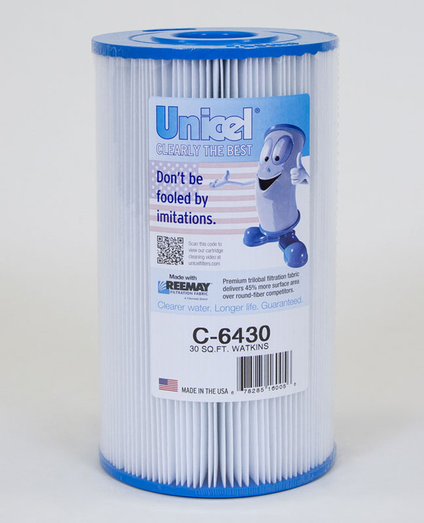Unicel C-6430 Cartridge - Hot Springs Spas - 30 sq ft