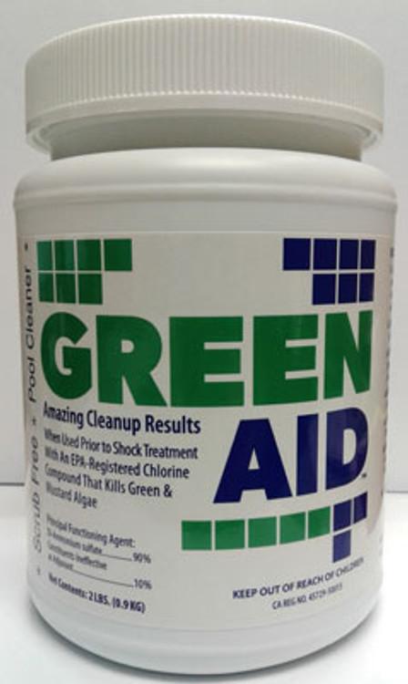 Coral Seas Green Aid - 07642