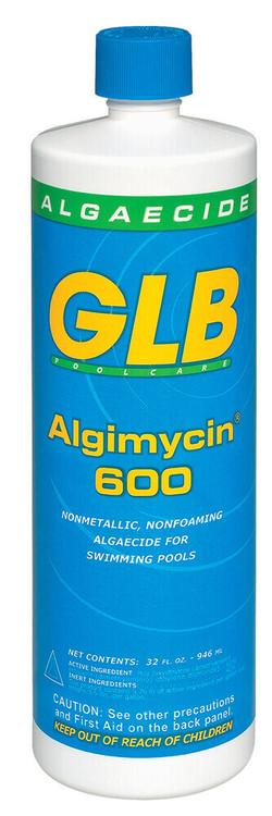 GLB Algimycin 600 algaecide - 1 qt