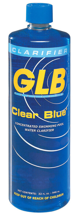 GLB Clear Blue clarifier - 1  qt