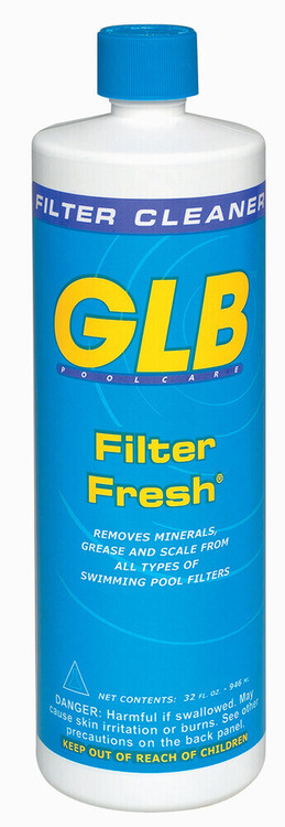 GLB Filter Fresh filter cleaner - 1  qt
