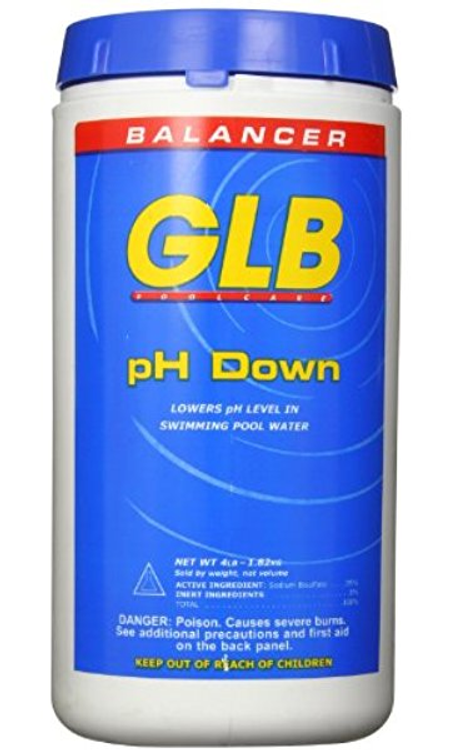 GLB pH Down - 10 lb