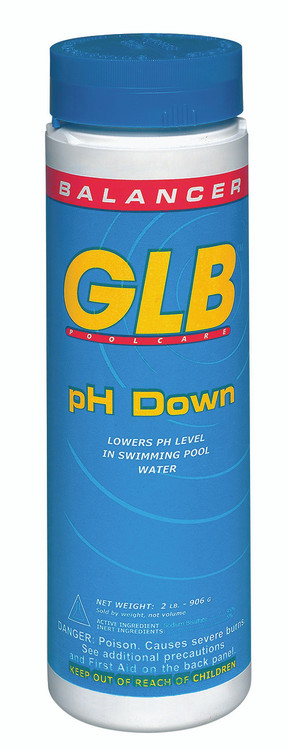 GLB pH Down -  2 lb