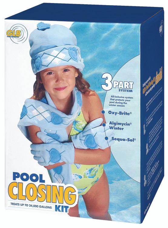 GLB Pool Closing System 12K