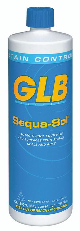 GLB® Sequa-Sol sequestering agent - 1  qt