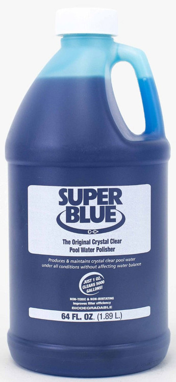Robarb Pool Specialties Super Blue - 1/2 gal  -  20155