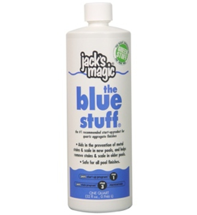 Jack's Magic The Blue Stuff - 1 qt  -  BLU32