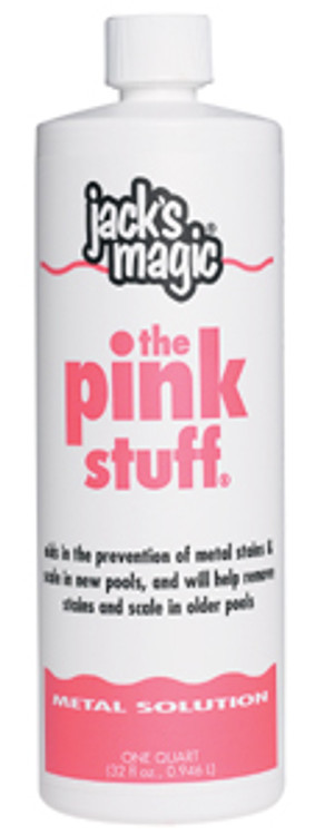 Jack's Magic The Pink Stuff - 1 qt  -  PNK32