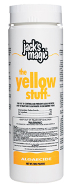 Jack's Magic The Yellow Stuff - 2 lb