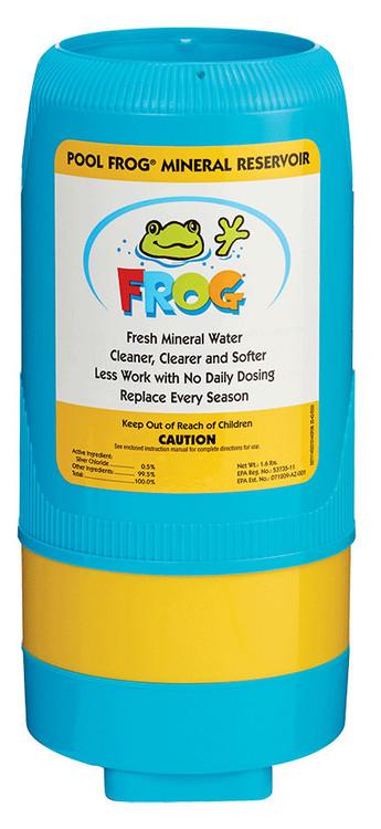Pool Frog Mineral Reservoir, Series 5400  -  01-12-5462