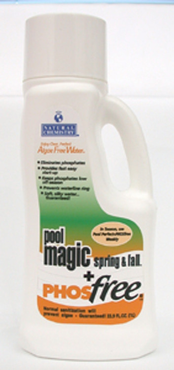 Natural Chemistry Pool Magic + PHOSFree - 1 lt  -  05141
