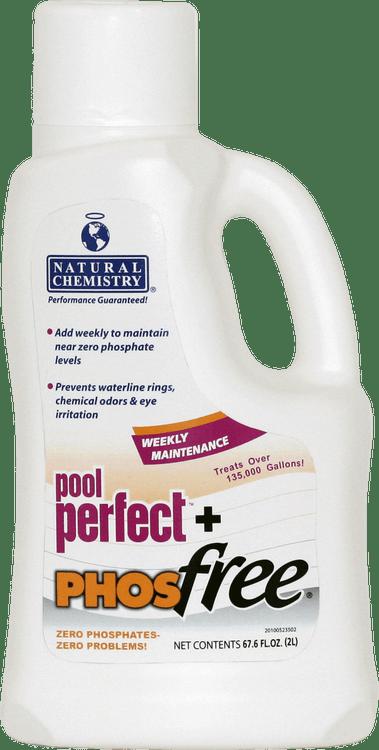 Natural Chemistry Pool Perfect + PHOSFree - 2 lt