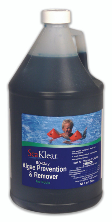 SeaKlear 90-Day Algae Prevention & Remover - 1 gal  -  SKA-B-G