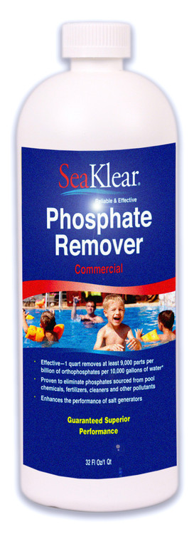 SeaKlear Phosphate Remover Commercial - 1  qt  -  1040105