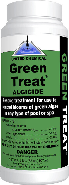 United Chemical Green Treat - 2 lb  -  GT-C12