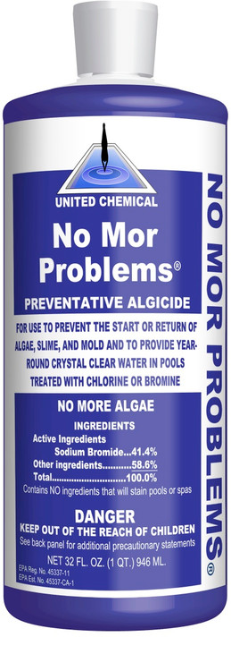 United Chemical No Mor Problems  -  1 qt  -  NMP-C12