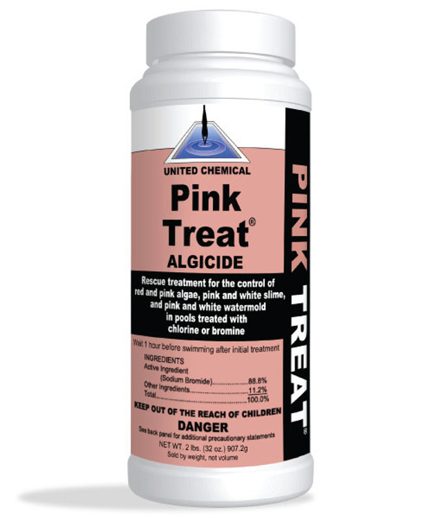 United Chemical Pink Treat - 2 lb  -  PT-C12