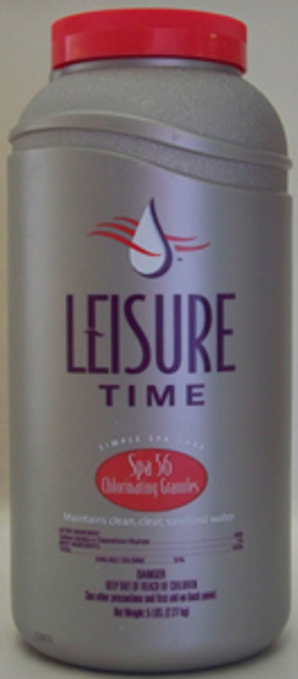 Leisure Time Spa 56 Chlorinating Granules - 5 lb