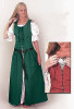 Country Dress-Forest Green