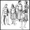 Classic Cotehardie Patterns for Men