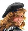 Muffin Cap in Black