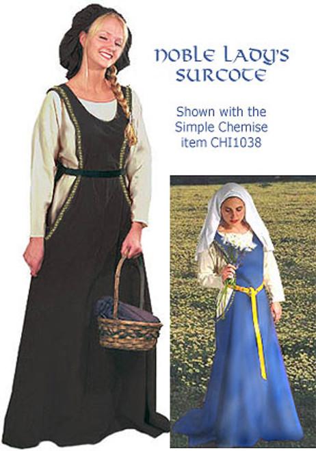 Noble Lady's Surcote