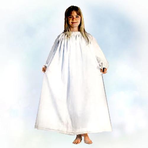 Little Lady Chemise-white
