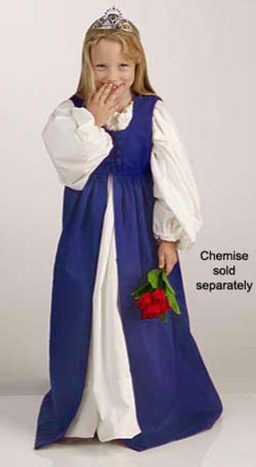 Girls' Irish Dress-Majestic Blue
