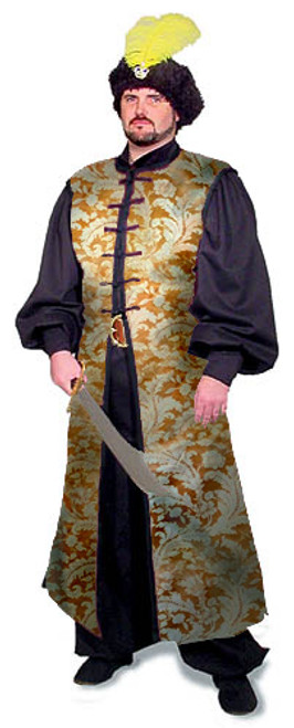 Brocade Vizier's Coat